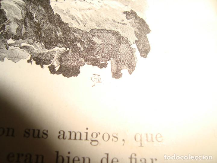 Libros antiguos: AL PRIMER VUELO DE J.M. DE PEREDA, TOMOS II 1891, IMPRENTA DE HENRICH Y CIA - Foto 6 - 67873081