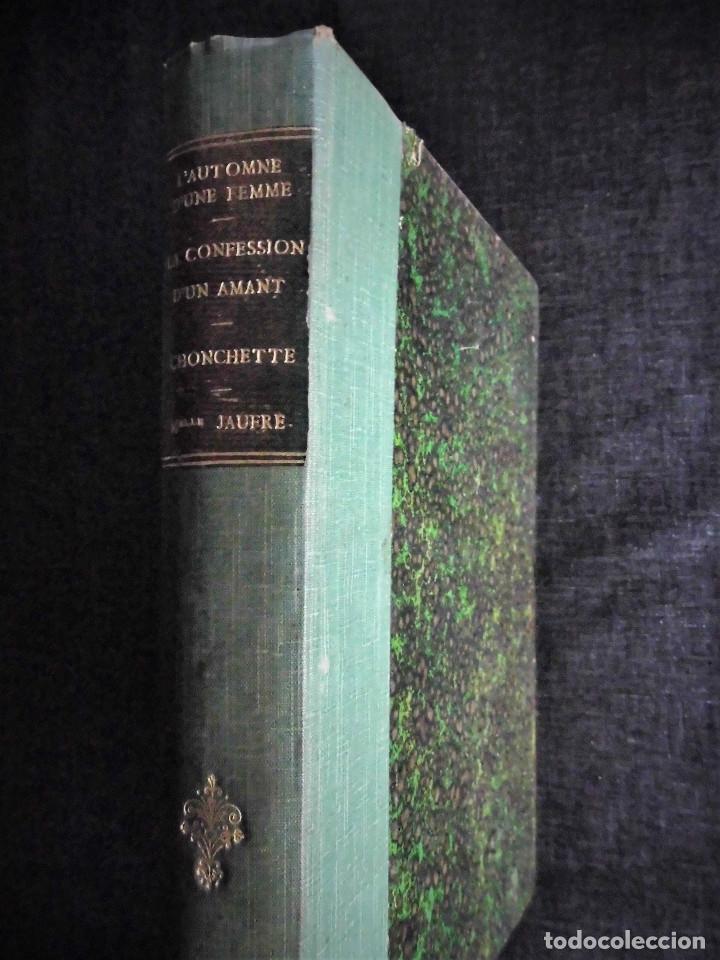 4 OBRAS DE MARCEL PRÉVOST, AMPLIAMENTE ILUSTRADAS. FINALES SIGLO XIX O PRINCIPIOS DEL XX (Libros antiguos (hasta 1936), raros y curiosos - Literatura - Narrativa - Novela Romántica)