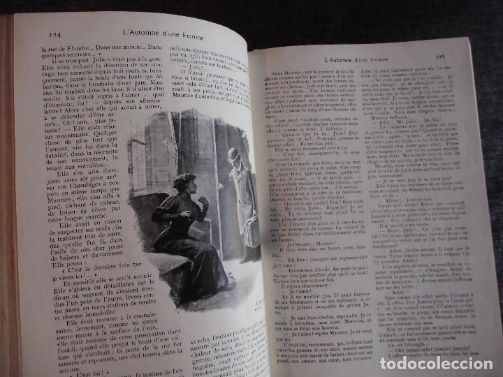 Libros antiguos: 4 OBRAS DE MARCEL PRÉVOST, AMPLIAMENTE ILUSTRADAS. FINALES SIGLO XIX O PRINCIPIOS DEL XX - Foto 5 - 69782741