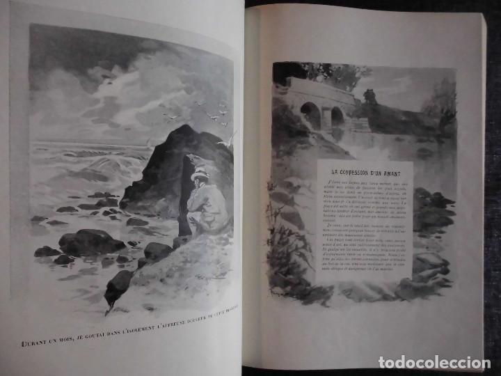 Libros antiguos: 4 OBRAS DE MARCEL PRÉVOST, AMPLIAMENTE ILUSTRADAS. FINALES SIGLO XIX O PRINCIPIOS DEL XX - Foto 9 - 69782741