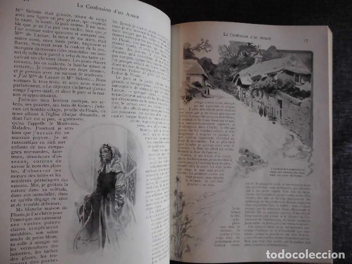Libros antiguos: 4 OBRAS DE MARCEL PRÉVOST, AMPLIAMENTE ILUSTRADAS. FINALES SIGLO XIX O PRINCIPIOS DEL XX - Foto 10 - 69782741