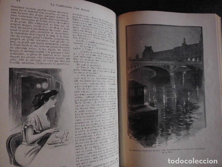 Libros antiguos: 4 OBRAS DE MARCEL PRÉVOST, AMPLIAMENTE ILUSTRADAS. FINALES SIGLO XIX O PRINCIPIOS DEL XX - Foto 11 - 69782741