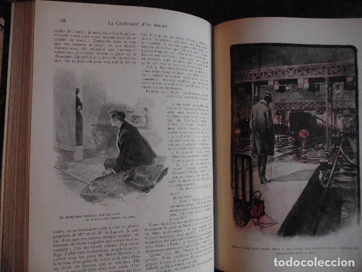 Libros antiguos: 4 OBRAS DE MARCEL PRÉVOST, AMPLIAMENTE ILUSTRADAS. FINALES SIGLO XIX O PRINCIPIOS DEL XX - Foto 12 - 69782741