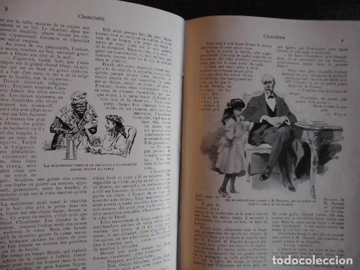 Libros antiguos: 4 OBRAS DE MARCEL PRÉVOST, AMPLIAMENTE ILUSTRADAS. FINALES SIGLO XIX O PRINCIPIOS DEL XX - Foto 15 - 69782741