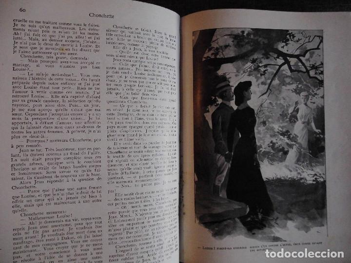 Libros antiguos: 4 OBRAS DE MARCEL PRÉVOST, AMPLIAMENTE ILUSTRADAS. FINALES SIGLO XIX O PRINCIPIOS DEL XX - Foto 16 - 69782741