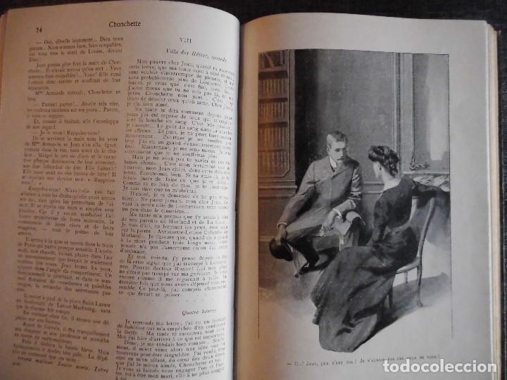 Libros antiguos: 4 OBRAS DE MARCEL PRÉVOST, AMPLIAMENTE ILUSTRADAS. FINALES SIGLO XIX O PRINCIPIOS DEL XX - Foto 17 - 69782741