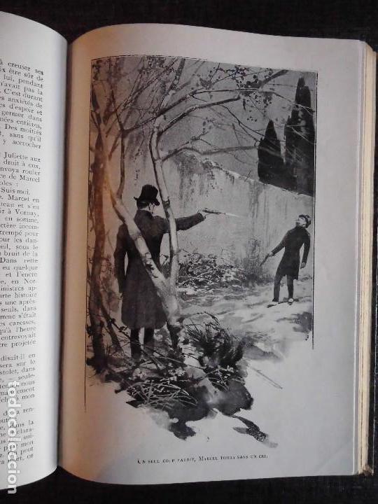 Libros antiguos: 4 OBRAS DE MARCEL PRÉVOST, AMPLIAMENTE ILUSTRADAS. FINALES SIGLO XIX O PRINCIPIOS DEL XX - Foto 18 - 69782741