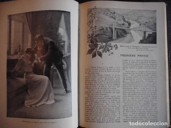 Libros antiguos: 4 OBRAS DE MARCEL PRÉVOST, AMPLIAMENTE ILUSTRADAS. FINALES SIGLO XIX O PRINCIPIOS DEL XX - Foto 20 - 69782741