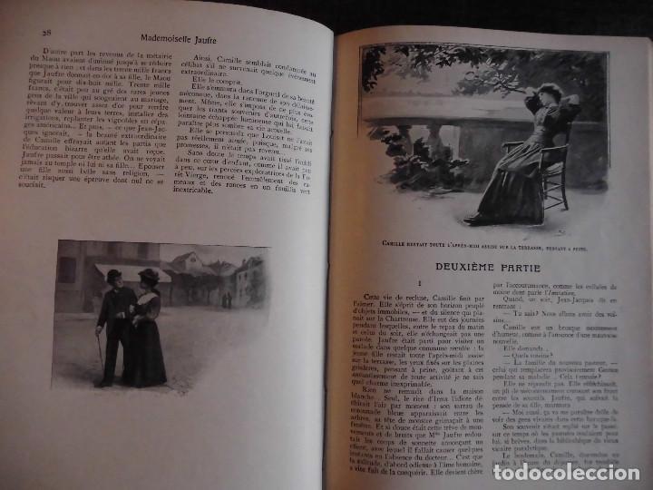 Libros antiguos: 4 OBRAS DE MARCEL PRÉVOST, AMPLIAMENTE ILUSTRADAS. FINALES SIGLO XIX O PRINCIPIOS DEL XX - Foto 21 - 69782741