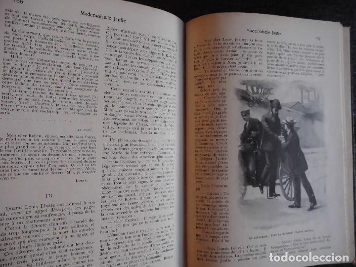 Libros antiguos: 4 OBRAS DE MARCEL PRÉVOST, AMPLIAMENTE ILUSTRADAS. FINALES SIGLO XIX O PRINCIPIOS DEL XX - Foto 23 - 69782741