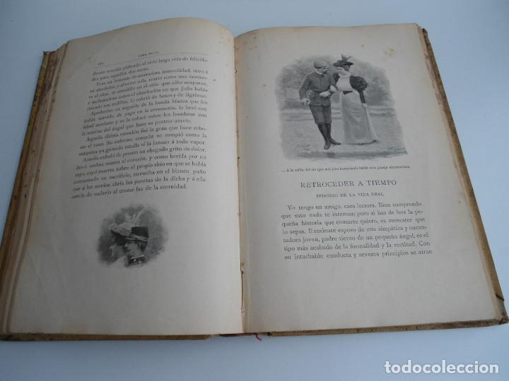 Libros antiguos: PARA ELLAS COLECCION DE NOVELITAS - ADELA SANCHEZ CANTOS DE ESCOBAR - Ed. MONTANER Y SIMON 1896 - Foto 7 - 120867382