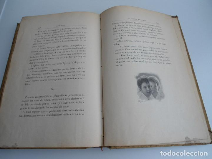 Libros antiguos: PARA ELLAS COLECCION DE NOVELITAS - ADELA SANCHEZ CANTOS DE ESCOBAR - Ed. MONTANER Y SIMON 1896 - Foto 10 - 120867382