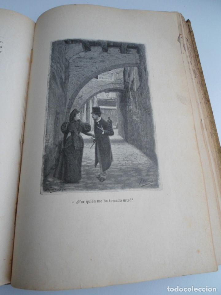 Libros antiguos: PARA ELLAS COLECCION DE NOVELITAS - ADELA SANCHEZ CANTOS DE ESCOBAR - Ed. MONTANER Y SIMON 1896 - Foto 12 - 120867382