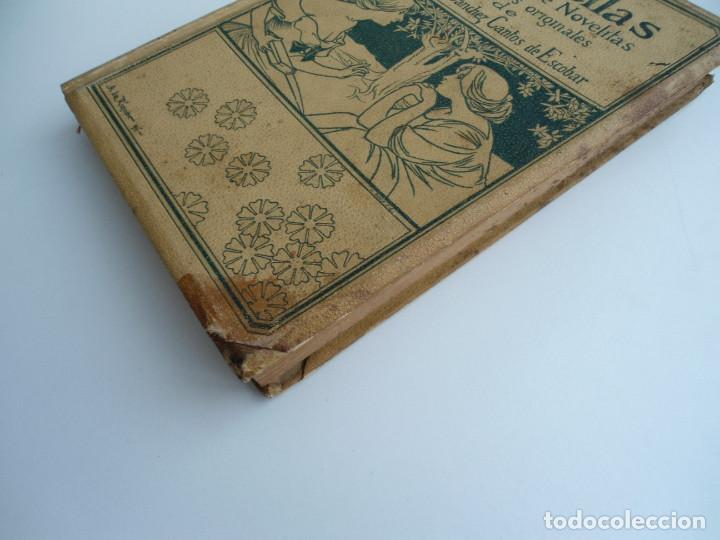 Libros antiguos: PARA ELLAS COLECCION DE NOVELITAS - ADELA SANCHEZ CANTOS DE ESCOBAR - Ed. MONTANER Y SIMON 1896 - Foto 13 - 120867382