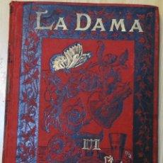 Libros antiguos: LAS DAMAS DE LAS CAMELIAS ALEJANDRO DUMAS HIJO TRADUCIDO J.A.R. AÑO 1883. Lote 73577315