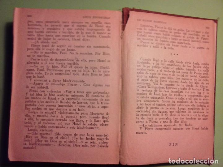 Libros antiguos: Un héroe moderno - Louis Bromfield [Editorial La Nave 1945, Madrid ] - Foto 12 - 75931111