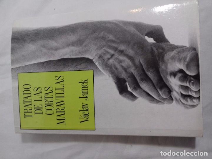 TRATADO DE LAS CORTAS MARAVILLAS-VACLAY JAMEK-ULTRAMAR EDITORES (Libros antiguos (hasta 1936), raros y curiosos - Literatura - Narrativa - Novela Romántica)