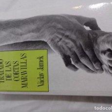 Libros antiguos: TRATADO DE LAS CORTAS MARAVILLAS-VACLAY JAMEK-ULTRAMAR EDITORES. Lote 76696427