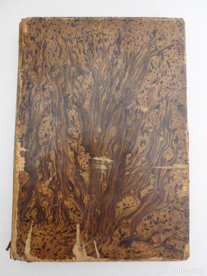 Libros antiguos: ¡FLOR DE UN DÍA! - NOVELA, LIBRO OBRA DE MANUEL ANGELON (1862) - INCLUYE 8 LÁMINAS - Foto 4 - 76764023