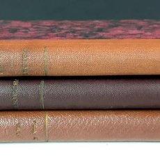 Libros antiguos: EDITORIAL OBRAS DE PÉREZ GALDÓS. 3 EJEMPLARES. (VER DESCRIPCIÓN). 1901-1905.. Lote 77726637