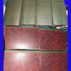 Libros antiguos: LA HIJA DEL PRESIDIO ROBERTO BLASCO COMPLETA 4 TOMOS AÑOS 30. Lote 78282889