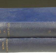 Libros antiguos: OBRES COMPLETES DE NARCÍS OLLER. 2 TOMOS(VER DESCRIP). EDIT. GUSTAU GILI. 1928/1929.. Lote 80701754