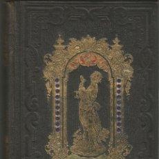 Libros antiguos: EL PICAPEDRERO DE SAINT-POINT Y GRAZIELLA. ALFONSO DE LAMARTINE. 1860. Lote 82044492