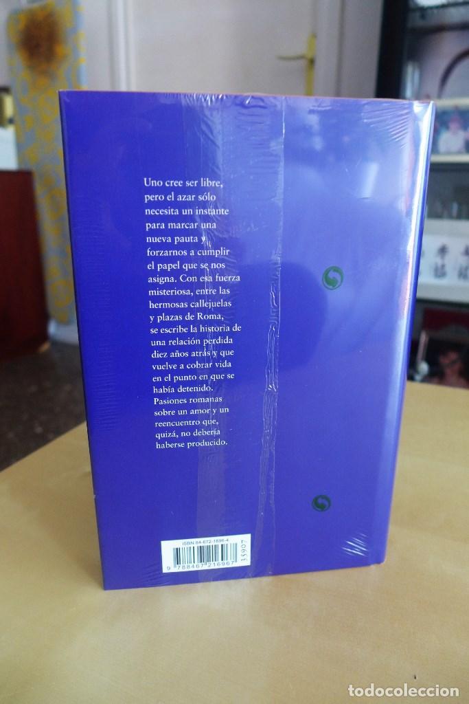 Libros antiguos: PASIONES ROMANAS (PREMIO PLANETA 2005),MARIA DE LA PAU JANER,TAPA DURA,A ESTRENAR ESTA PRECINTADO,CL - Foto 3 - 83379752