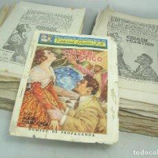 Libros antiguos: EDITORIAL GUERRI ¡¡COMPLETA¡¡ CRIMEN Y CASTIGO- 272 ENTREGAS FOLLETINES -FOLLETIN-VALENCIA. Lote 103362840
