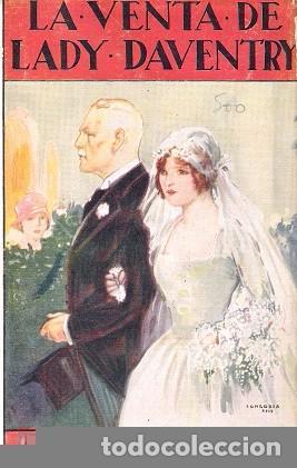 LA VENTA DE LADY DAVENTRY. WINIFRED BOGGS. EDICIONES EDITA, S.A. COLECCIÓN EDITA. 1930. (Libros antiguos (hasta 1936), raros y curiosos - Literatura - Narrativa - Novela Romántica)