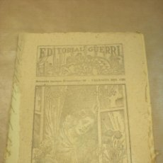 Libros antiguos: ROSA MARÍA, NOVELA DE MARIO D´ANCONA, EDITORIAL GUERRI, FOLLETÍN DE LOS AÑOS 30, CUADERNOS 123-24. Lote 84811668