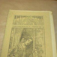 Libros antiguos: ROSA MARÍA, NOVELA DE MARIO D´ANCONA, EDITORIAL GUERRI, FOLLETÍN DE LOS AÑOS 30, CUADERNOS 129-30. Lote 84814248