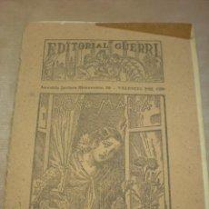 Libros antiguos: ROSA MARÍA, NOVELA DE MARIO D´ANCONA, EDITORIAL GUERRI, FOLLETÍN DE LOS AÑOS 30, CUADERNOS 157-58. Lote 84817648