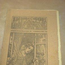 Libros antiguos: ROSA MARÍA, NOVELA DE MARIO D´ANCONA, EDITORIAL GUERRI, FOLLETÍN DE LOS AÑOS 30, CUADERNOS167-68. Lote 84818328