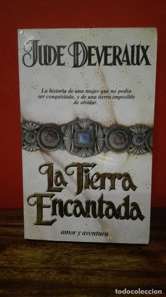LA TIERRA ENCANTADA (Libros antiguos (hasta 1936), raros y curiosos - Literatura - Narrativa - Novela Romántica)