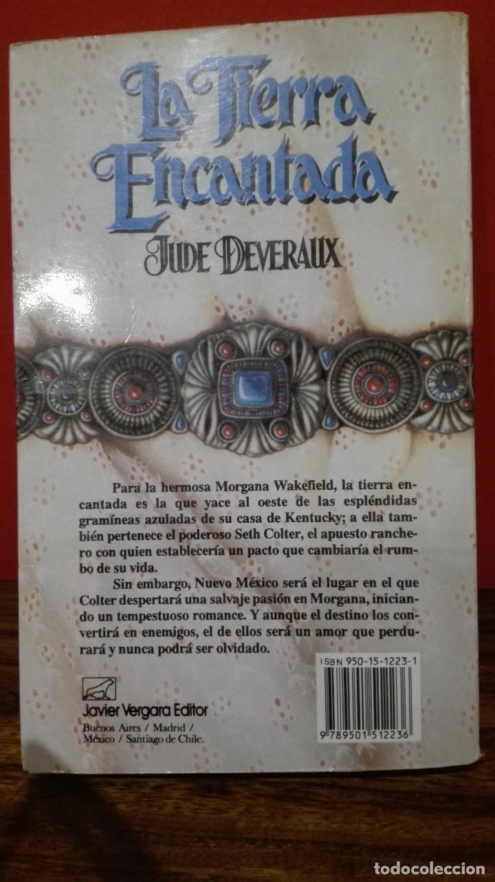 Libros antiguos: La tierra encantada - Foto 2 - 84992196