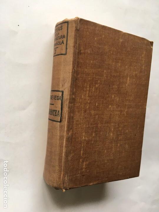 """Libros antiguos: """"La Dorotea"""" Lope de Vega (a.1886) - Foto 2 - 85746978"""