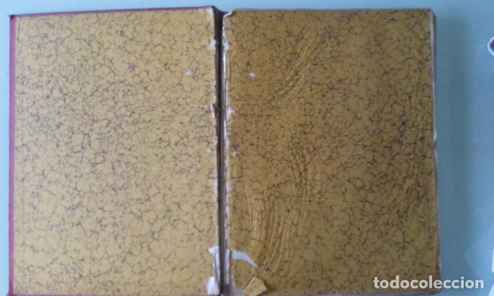 Libros antiguos: HISTORIA DE UNA MUJER ALBUM 50 CROMOS 43X31 CM POR D. EUSEBIO PLANAS 1880 - Foto 10 - 85916536