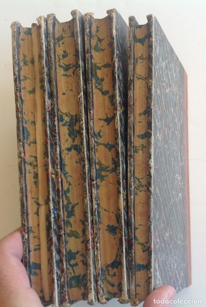 Libros antiguos: Madrid 1849 * Los 3 mosqueteros y La Mascara de hierro * VIZCONDE DE BRAGELONNE * * 4 volúmenes - Foto 4 - 87638432