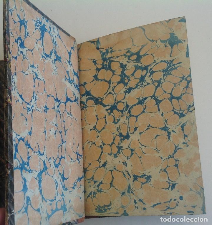 Libros antiguos: Madrid 1849 * Los 3 mosqueteros y La Mascara de hierro * VIZCONDE DE BRAGELONNE * * 4 volúmenes - Foto 5 - 87638432