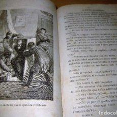 Libros antiguos: LA ESPOSA ENAMORADA . ANDRES DE ARELLANO . TOMOII. ED J. MOLINAS . 1879 . GRABADOS. Lote 87678208