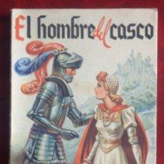 Libros antiguos: EL HOMBRE DEL CASCO. RAFAEL PÉREZ Y PÉREZ. 1A EDICIÓN 1942.- VELL I BELL. Lote 89412296
