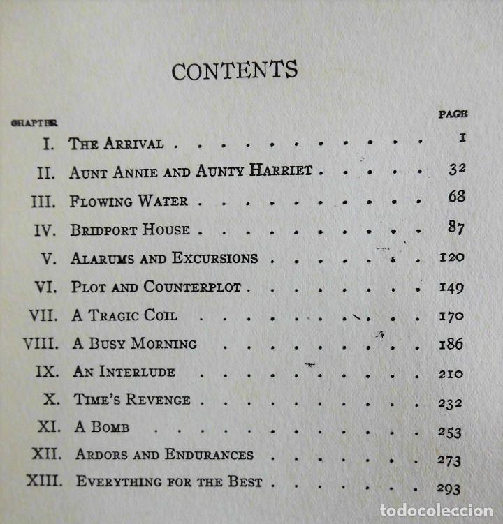 Libros antiguos: PRIMERA EDICIÓN, AÑO 1918: THE TIME SPIRIT - OBRA DE J. C. SNAITH - Foto 4 - 89732064