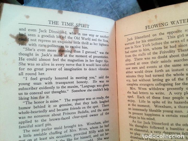 Libros antiguos: PRIMERA EDICIÓN, AÑO 1918: THE TIME SPIRIT - OBRA DE J. C. SNAITH - Foto 8 - 89732064