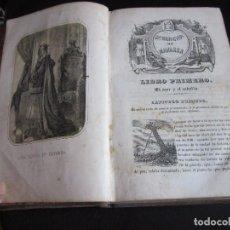 Livros antigos: DOÑA SANCHA DE NAVARRA, D MANUEL FERNANDEZ Y GONZALEZ, EDITOR MIGUEL PRATS, 1851. Lote 89741684