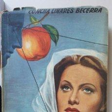Libros antiguos: EL MATRIMONIO ES ASUNTO DE DOS. CONCHA LINARES BECERRA. . 1949. Lote 90079904