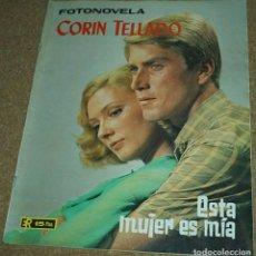 Libros antiguos: CORIN TELLADO Nº 45 - ROLLAN 1968 - COMPRAS 3 REVISTAS (3€C/U) Y TE REGALO OTRA-VER DESCRIPCION. Lote 96581147