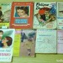 Libros antiguos: BUEN LOTE 8 NOVELAS VARIADAS LA NOVELA ROSA LA NOVELA DEL SABADO 1930S 1940S ROMANTICAS OFERTA! MIRA. Lote 97384143