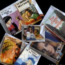 Libros antiguos: AÑO 1967-1979. RAFAEL PÉREZ Y PÉREZ. LOTE DE SEIS NOVELAS,. Lote 98029015