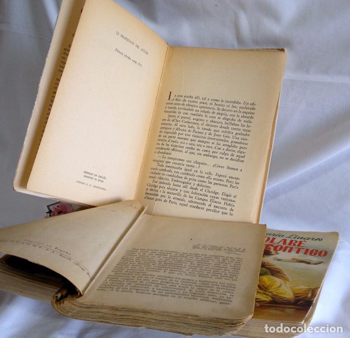 Libros antiguos: 1940-53. LUISA MARÍA LINARES Y CONCHA LINARES BECERRA. LOTE DE CUATRO NOVELAS, PRIMERAS EDICIONES . - Foto 7 - 98029683